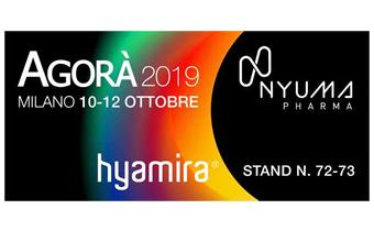 Agorà – Milano 10 -12 Ottobre 2019