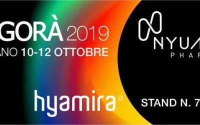 Agora – Milan 10 -12 October 2019
