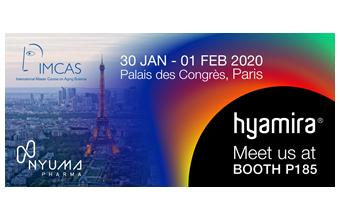 IMCAS – Paris – Gennaio – Febbraio 2020