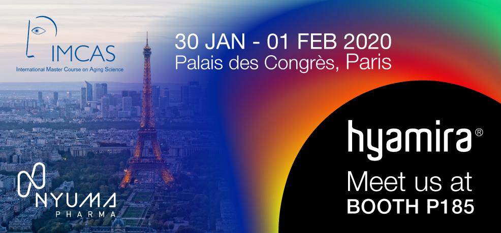 Imcas Gennaio - Febbraio 2020 Paris